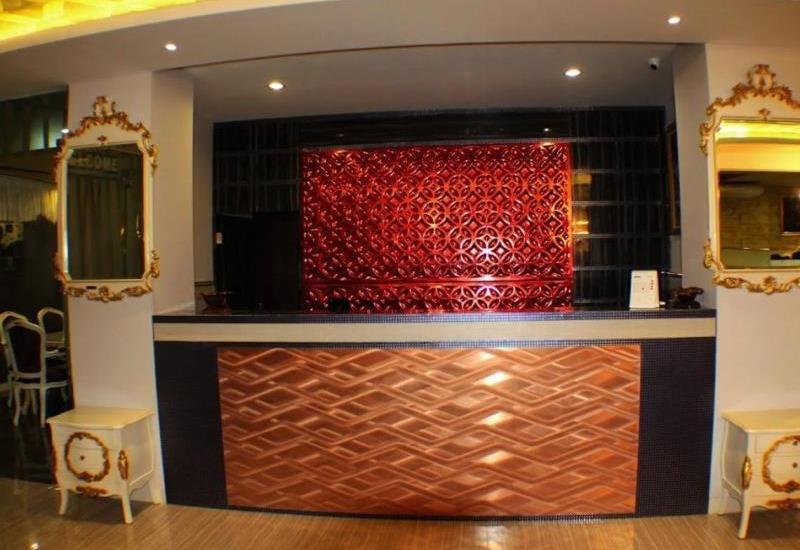 Grand Batik Inn Jakarta - Reception