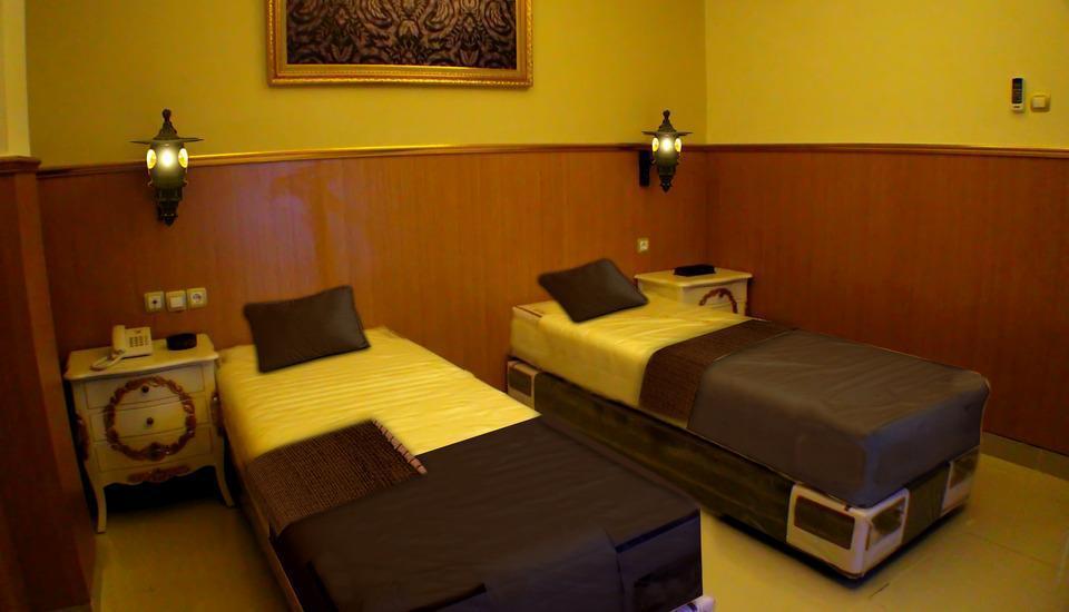 Grand Batik Inn Jakarta - Twin Room