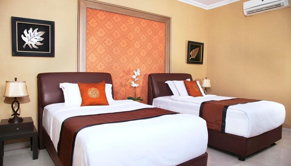 Green Garden Resort Serang - Guest Room