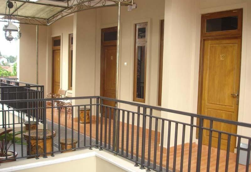 Hotel Oasis Jogja - Koridor