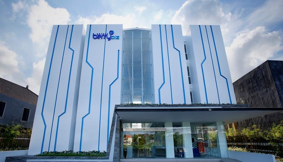 Berry Biz Hotel Bali - Eksterior