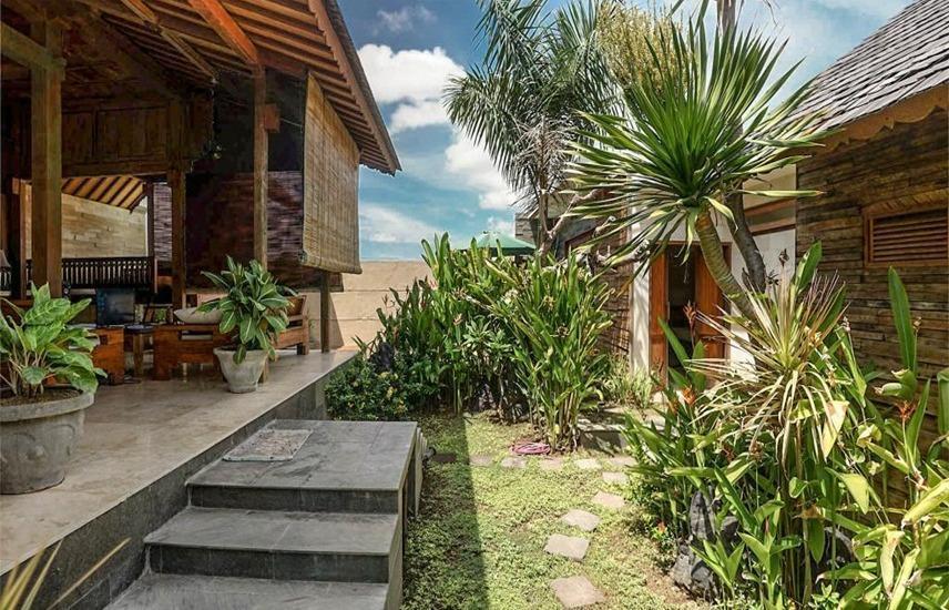 Jubilee Joglo Sanur Bali - Eksterior