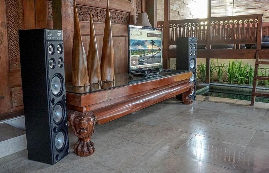 Jubilee Joglo Sanur Bali - Interior