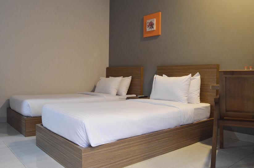 Hotel Sonic Semarang - Express Room Twin Sharing Bed (Room Only) Regular Plan