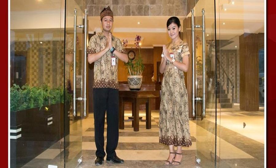 Albis Hotel Bandung - Resepsionis