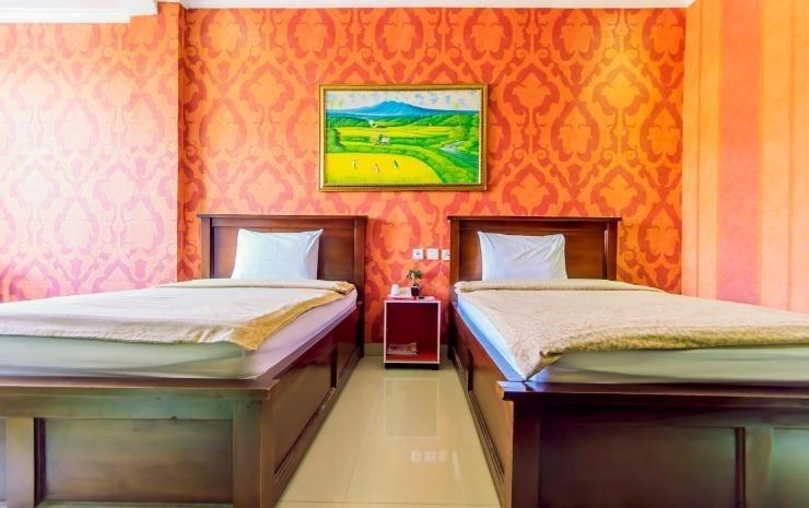 Albis Hotel Bandung - Deluxe Room With Breakfast Regular Plan