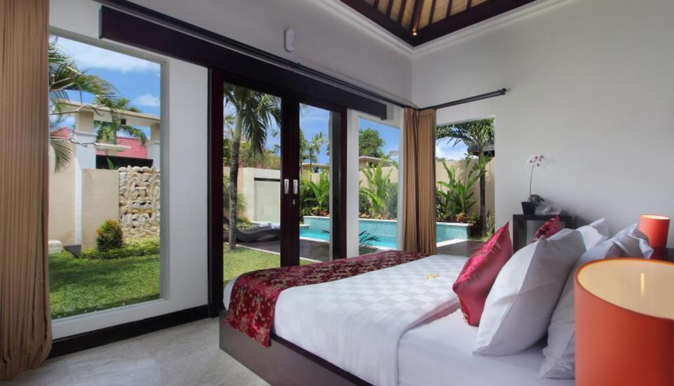 RC Villas Bali - Kamar tamu