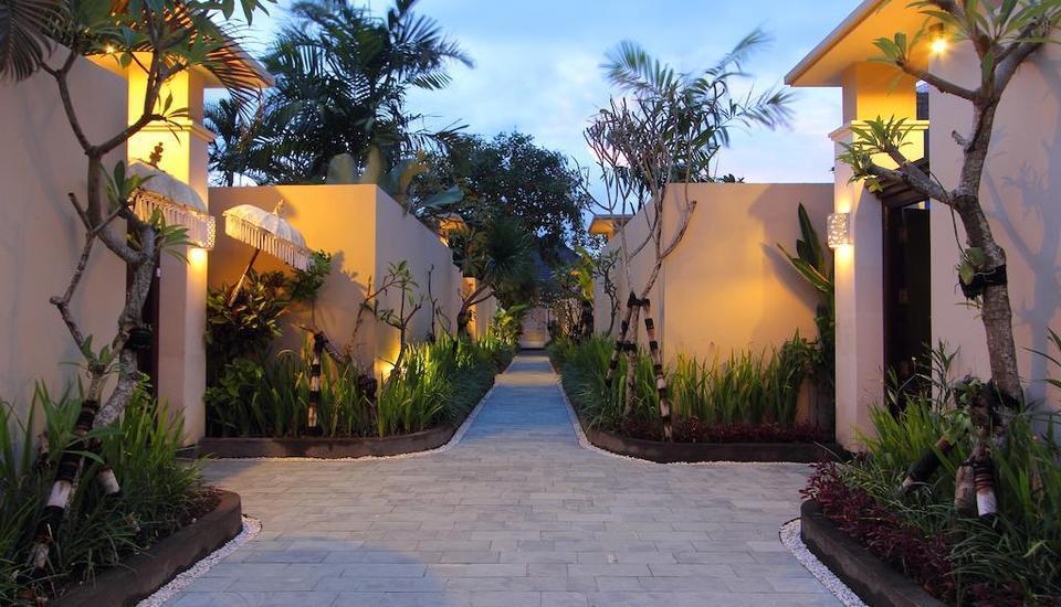 RC Villas Bali - Eksterior