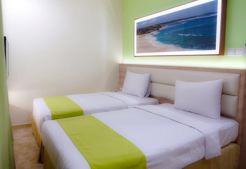 Puri Denpasar Jakarta - Modern Family Twin Bed