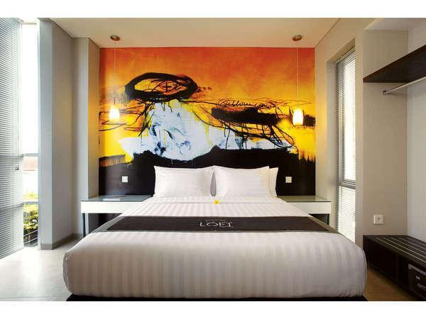 Loft Legian Bali - Superior Double Room-2