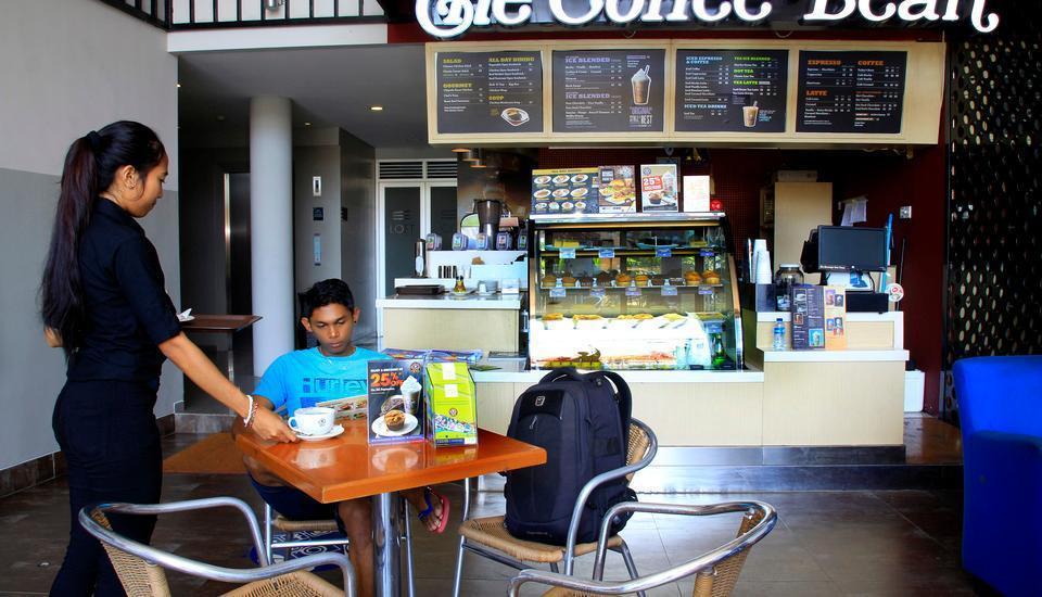 Loft Legian Bali - Coffe Bean teh dan daun