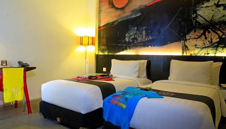Loft Legian Bali - Superior Room Only Regular Plan
