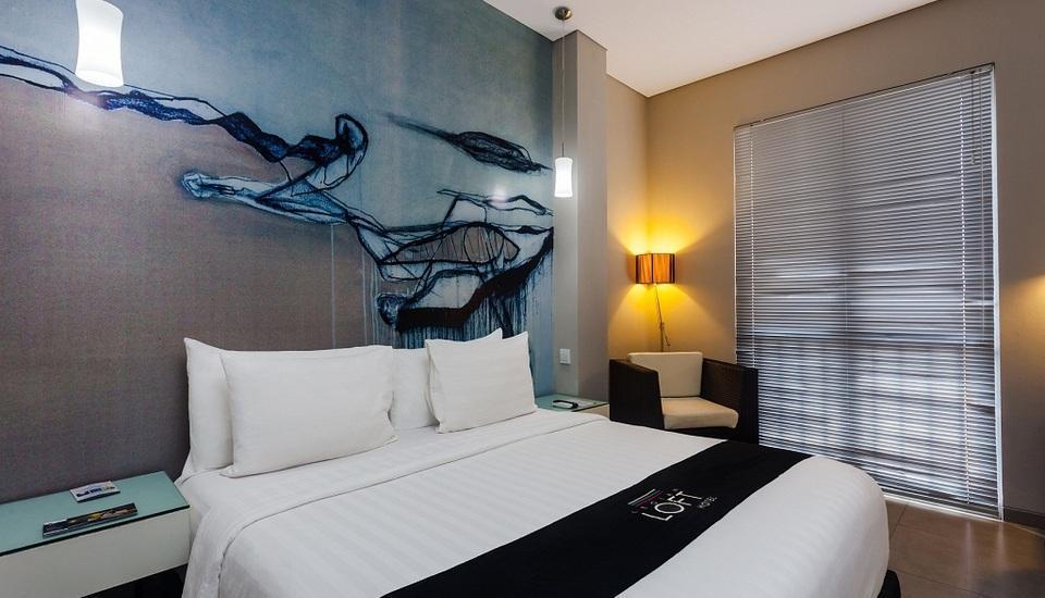 Loft Legian Bali - Deluxe Room
