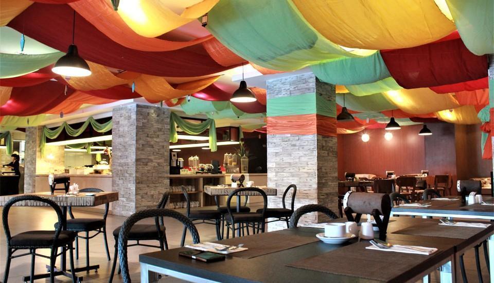 Citadines Royal Bay Makassar Makassar - Aubergine Restaurant