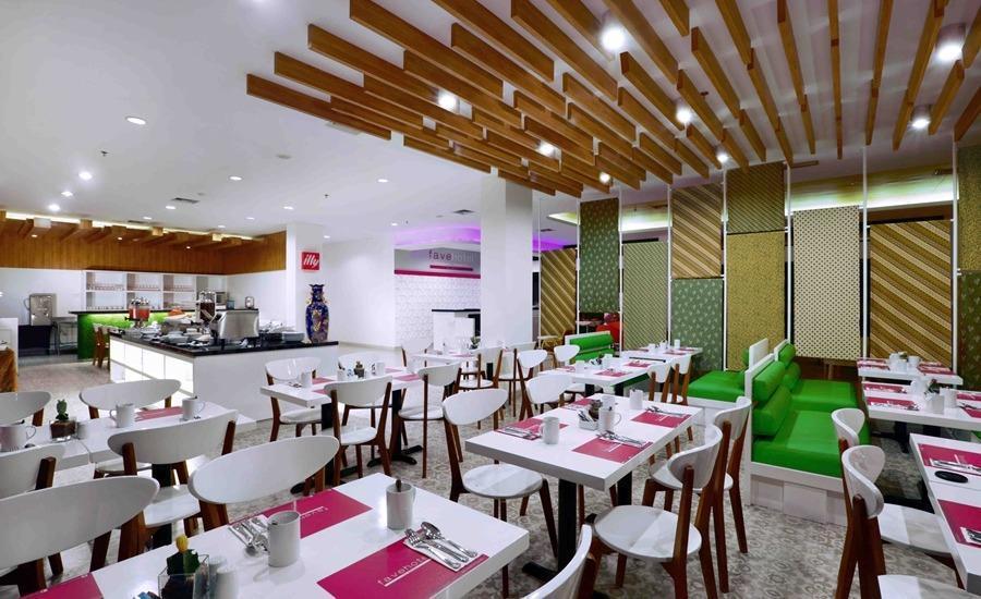 favehotel Kotabaru Yogyakarta - Restaurant