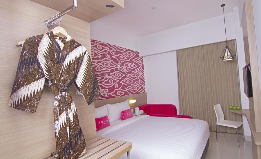 favehotel Kotabaru Yogyakarta - Kamar Deluxe