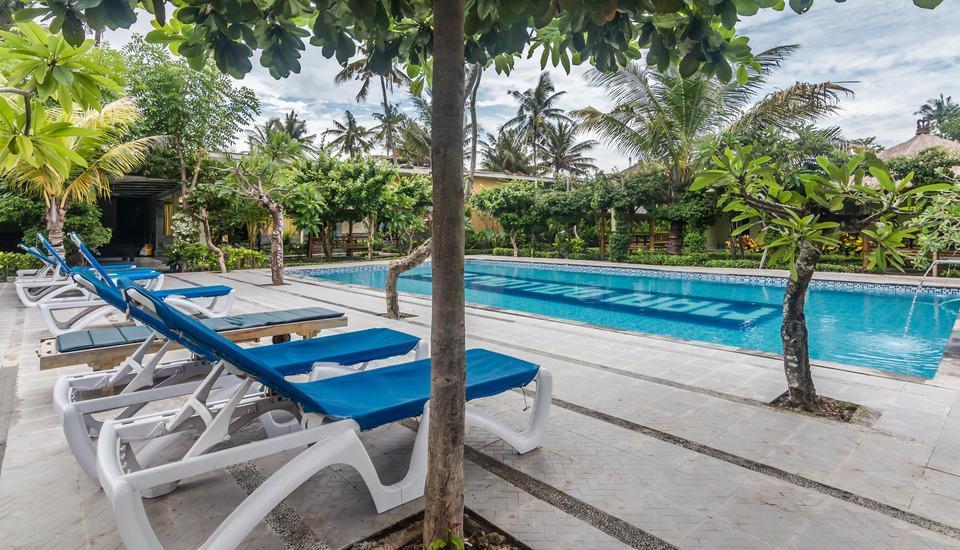 ZenRooms Nusa Dua Pratama Bidadari Bali - Kolam Renang