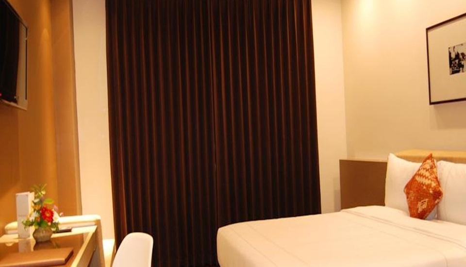 de JAVA Hotel Bandung - Kamar tamu
