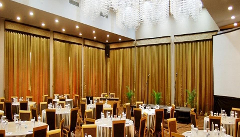 de JAVA Hotel Bandung - Ballroom