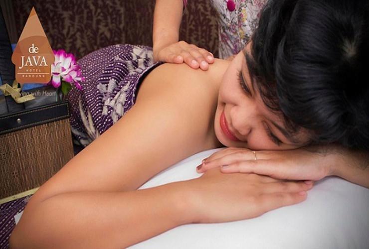 de JAVA Hotel Bandung - Spa