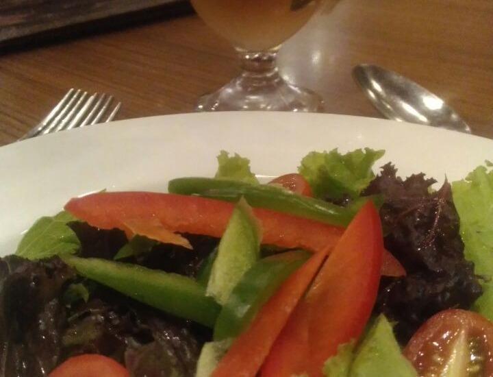 de JAVA Hotel Bandung - Mix Garden Salad