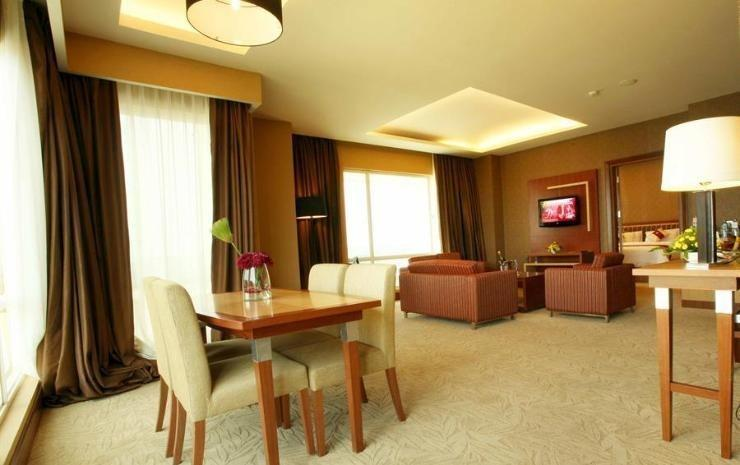 Swiss-Belhotel Manado - Interior