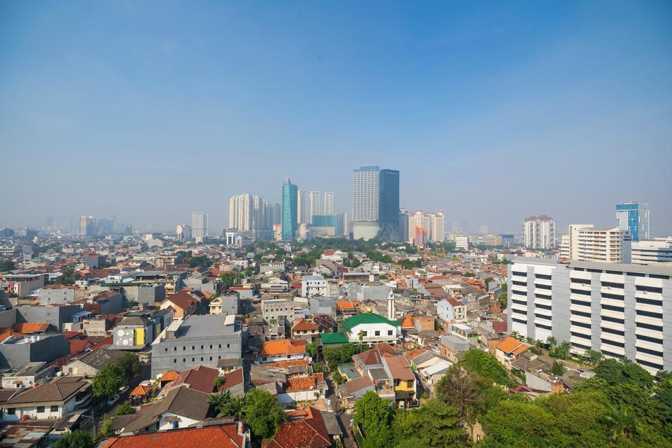The Gloria Suites Jakarta - VIEW