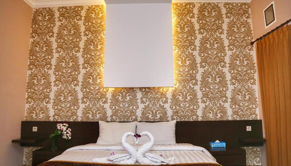 Simalungun City Hotel Siantar - Kamar