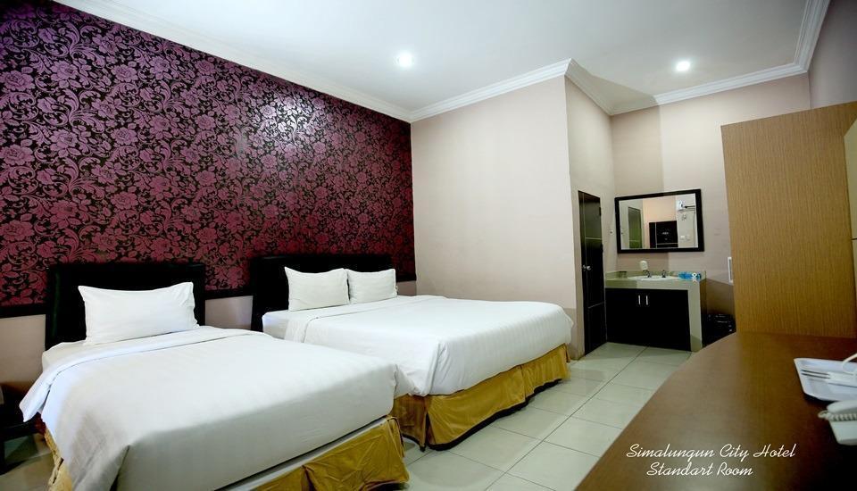 Simalungun City Hotel Siantar - Room