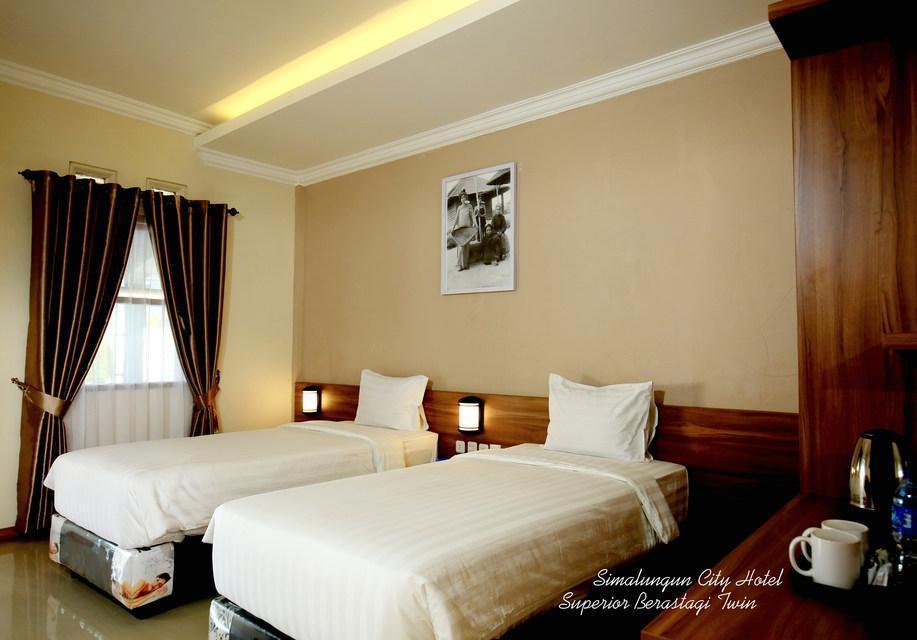 Simalungun City Hotel Siantar - Superior Berastagi Twin Regular Plan
