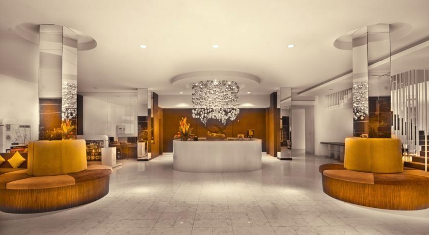 Q Hotel Bali - Lobi