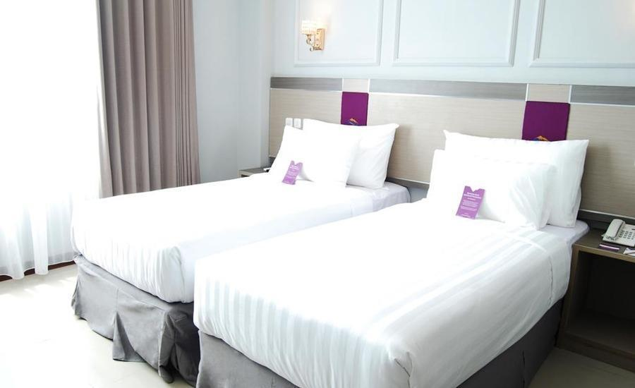 Alaska Hotel Semarang Semarang - Superior Twin Room Regular Plan