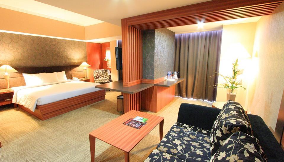 Hotel Treva Menteng Jakarta - Kamar Grand Deluxe 1