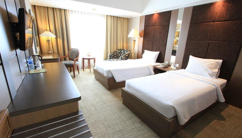 Hotel Treva Menteng Jakarta - Grand Superior  Get a Discount With Last Minute Booking