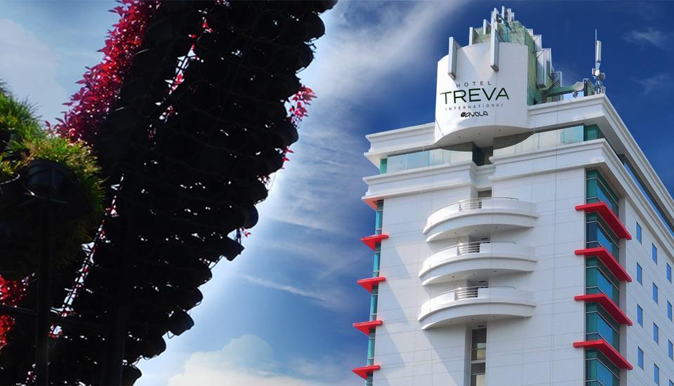 Hotel Treva Menteng Jakarta - bangunan