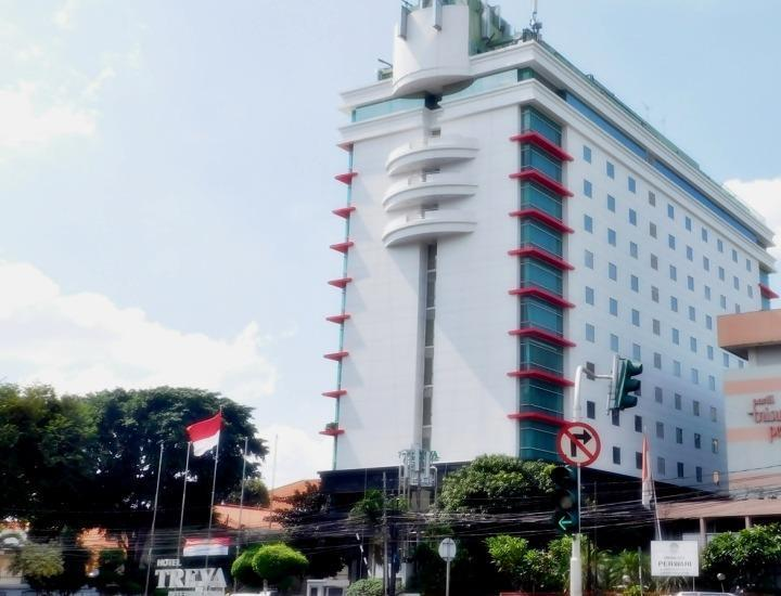 Hotel Treva Menteng Jakarta - Gedung