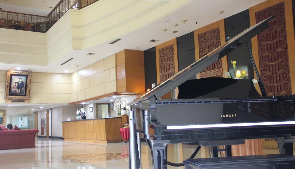 Hotel Treva Menteng Jakarta - Lobi