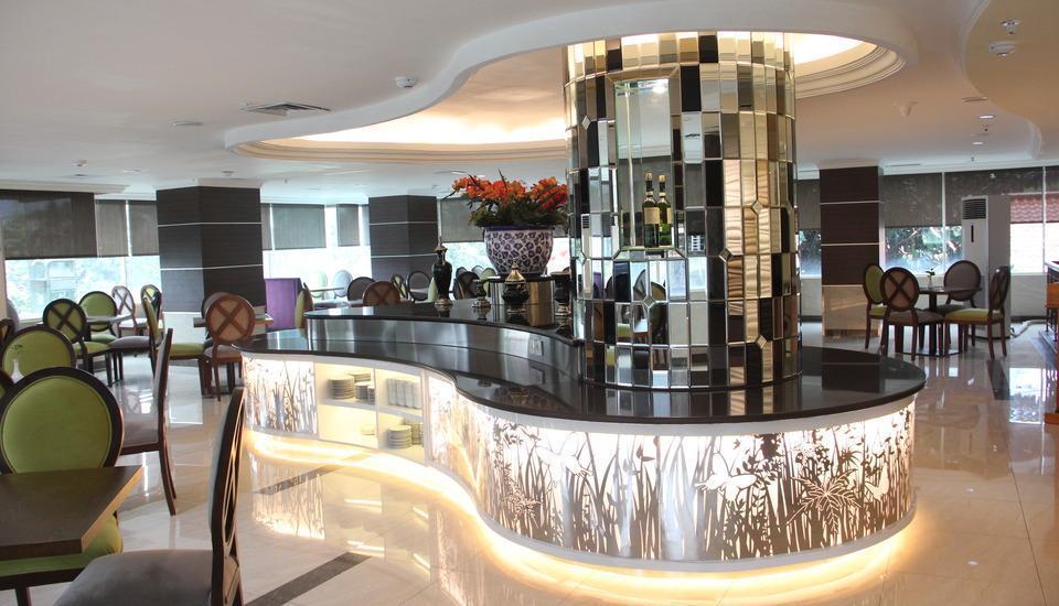 Hotel Treva Menteng Jakarta - Restoran Mananti
