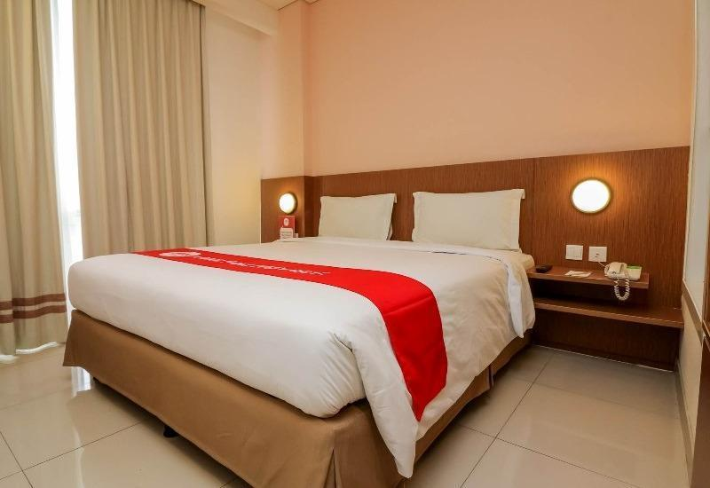 NIDA Rooms Tebet Pancoran Statue Dukuh Patra Raya Jakarta - Double Room Double Occupancy Special Promo