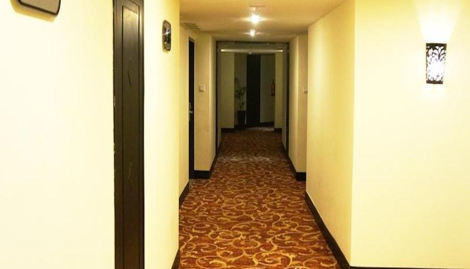 Kyriad Hotel BumiMinang Padang - Koridor