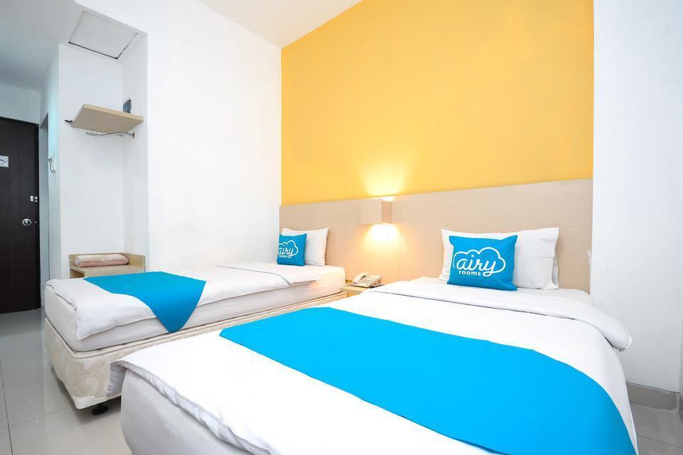 Airy Eco PGC Sukalila Selatan 47 Cirebon - Standard Twin Room Only Special Promo Jan 24