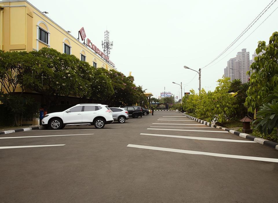 BI Executive Hotel Jakarta - New Exterior