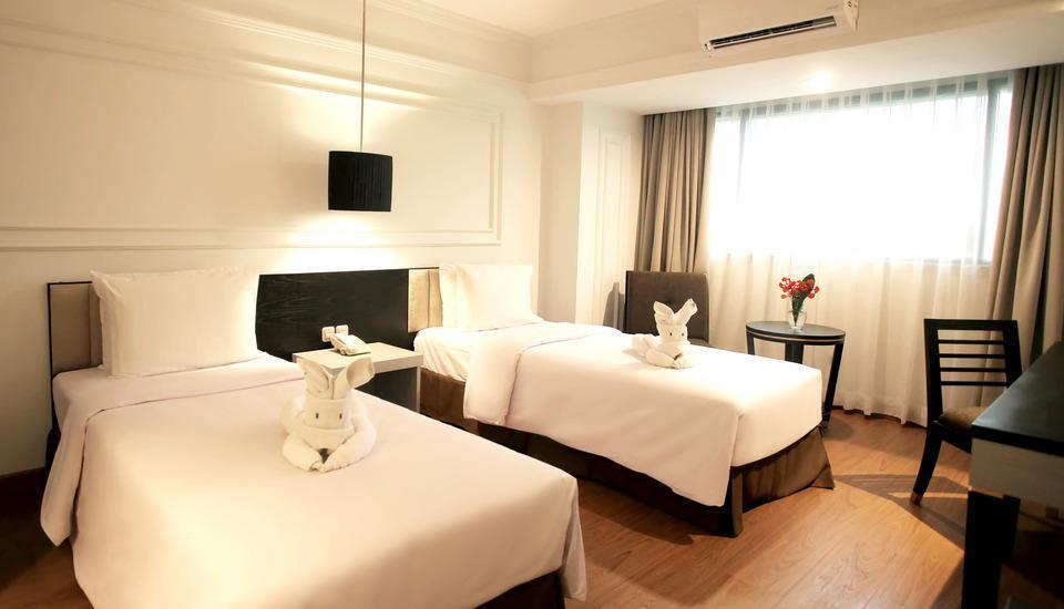 Grand Mahkota Hotel Pontianak - Deluxe Twin