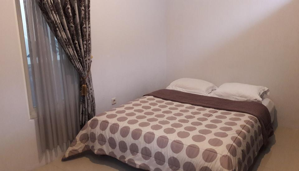Banana Homestay Yogyakarta - Tempat tidur di Kamar Double Standard
