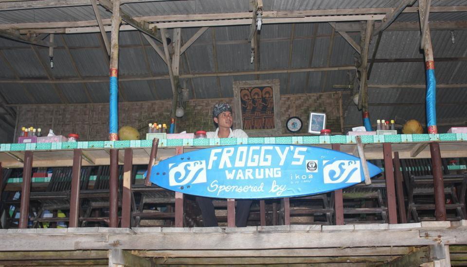 Balangan Cottage Bali - restoran