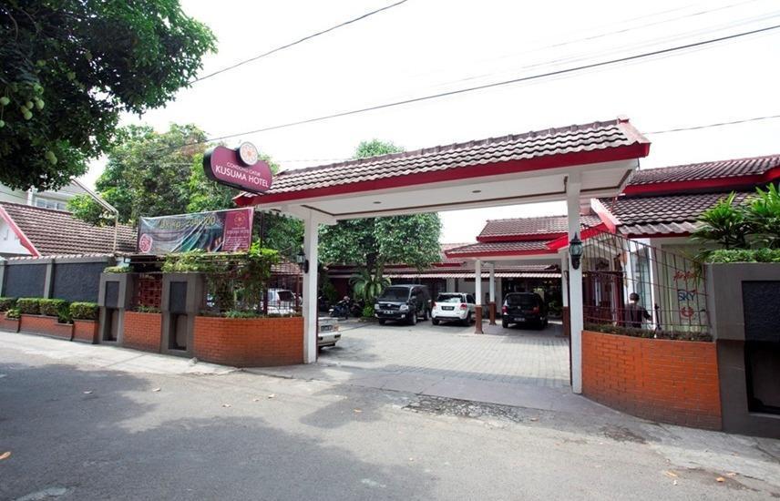 RedDoorz at Condong Catur 2 Wijaya Kusuma - Exterior