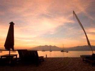 Hotel Villa Ombak Lombok - Pemandangan