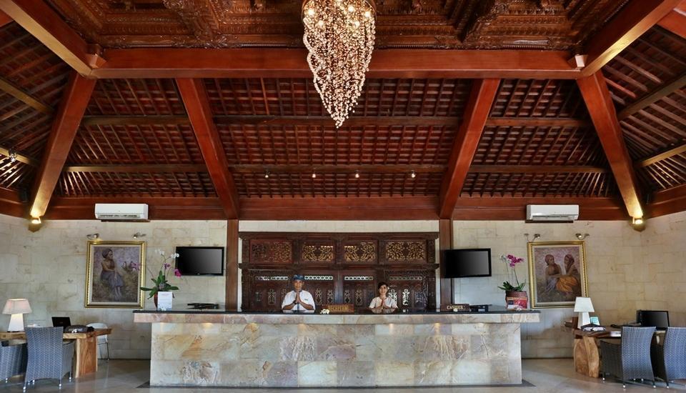 Hotel Villa Ombak Lombok - Lobi