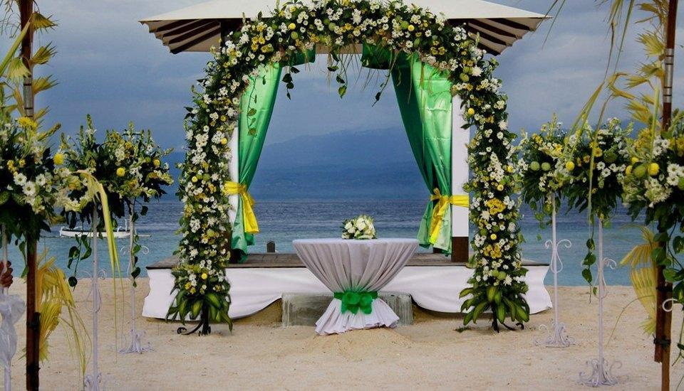 Hotel Villa Ombak Lombok - Cabana