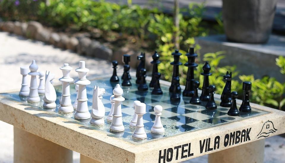 Hotel Villa Ombak Lombok - Catur
